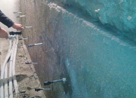 Инъекционная изоляция зданий от влаги