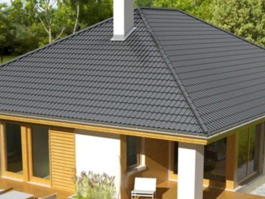 Вальмовая крыша: особенности и преимущества конструкции