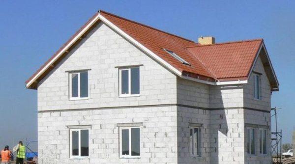Газобетон – отличный материал для строительства вашего дома