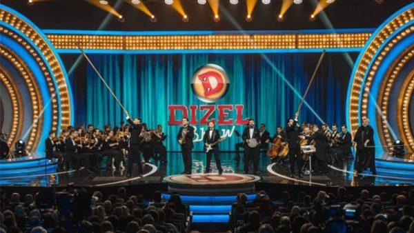 """Артисты """"Дизель Шоу"""" подарят праздник детям в Житомире"""