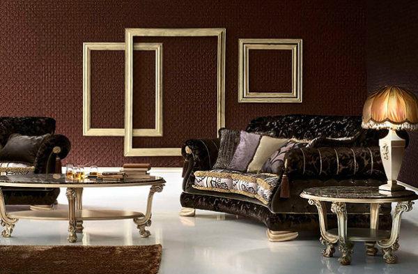 Эксклюзивная мебель в доме - особенное украшение