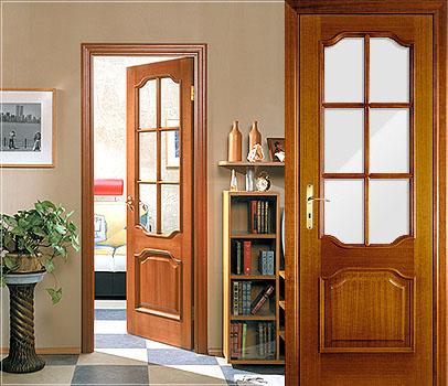 Двери как часть интерьера