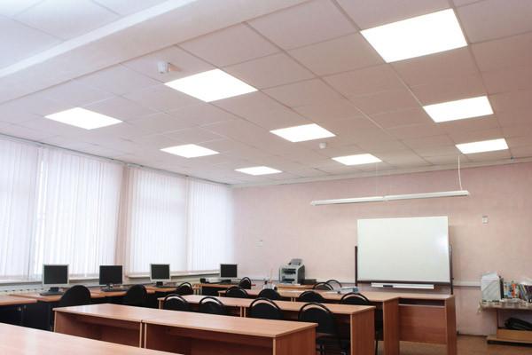 Светильники для образовательных учреждений