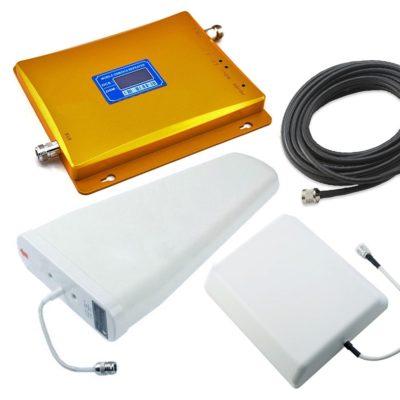 Какова функция репитеров GSM-сигнала сотовых сетей?
