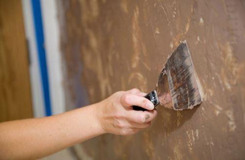 Технология и последовательность шпаклёвки стен