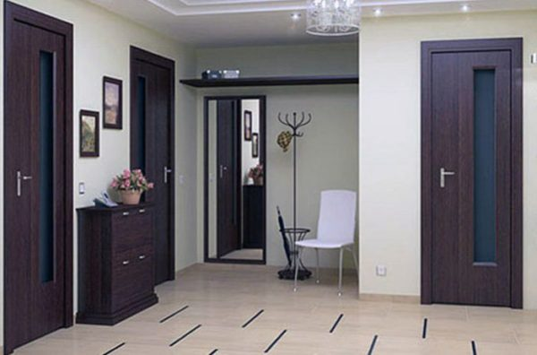 Двери для различных помещений