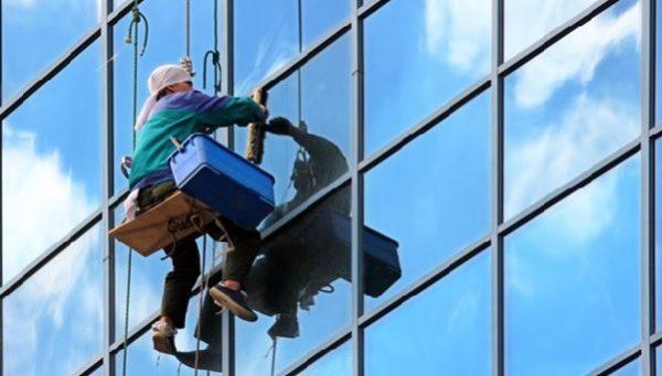 Ремонтные работы на высоте как основа промышленного альпинизма