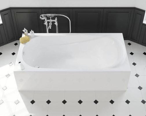 Лучшие акриловые ванны от компании Коло