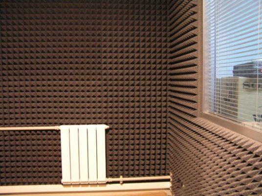 Звукоизоляционные материалы купить