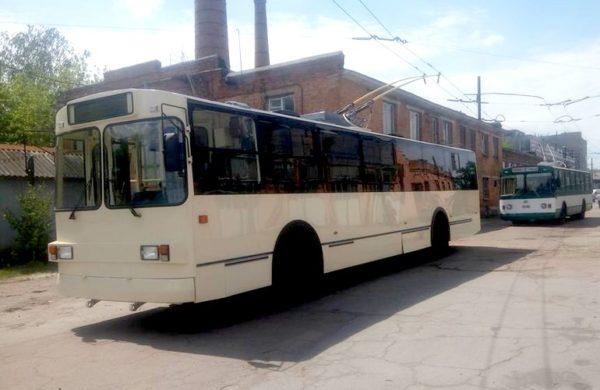 В Житомире введут в эксплуатацию 50 новых троллейбусов