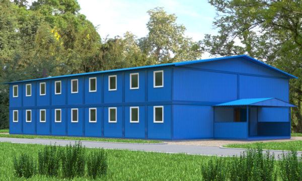 Основные преимущества модульных зданий