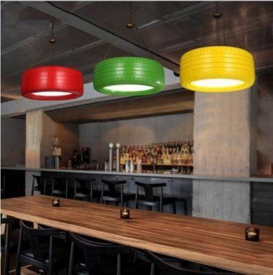 Лучшие светильники для кафе