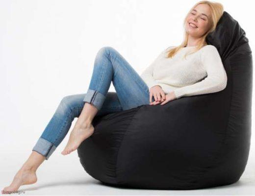 Кресло-мешок – отличное приобретение для вашего дома или двора