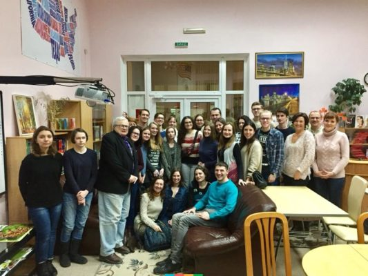 Жители Хмельницкого могут посетить мастер-класс народного депутата