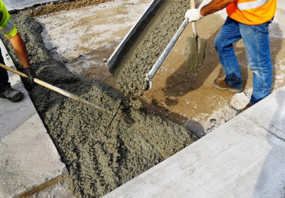 Приемка бетона