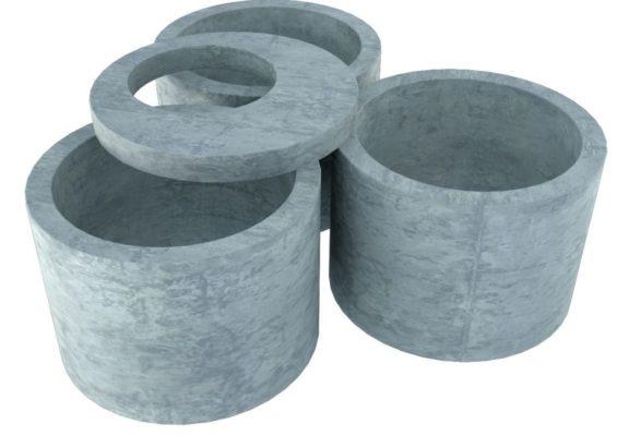 Септики из бетонных колец: особенности использования и преимущества