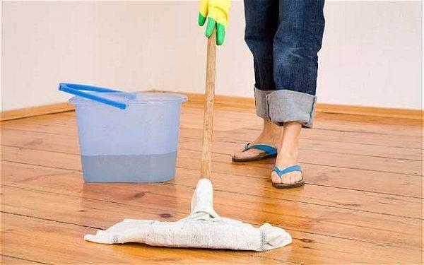 Чистый дом - крепкое здоровье
