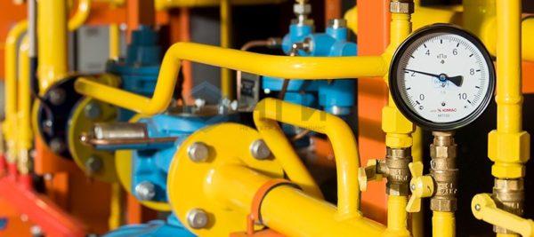 Правила монтажа технологических газовых трубопроводов