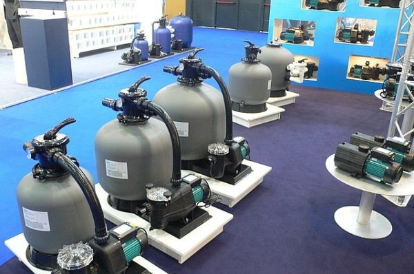 Что входит в категорию товаров из оборудования для бассейна?