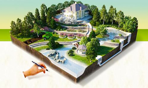 Несколько советов, на основании которых вы сможете успешно использовать ландшафтный дизайн для преображения сада