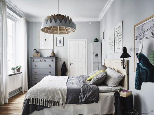 Учимся эффективно и полезно обустраивать дизайна маленькой спальни