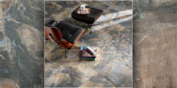 ABK FOSSIL – плитка, имитирующая окаменелость
