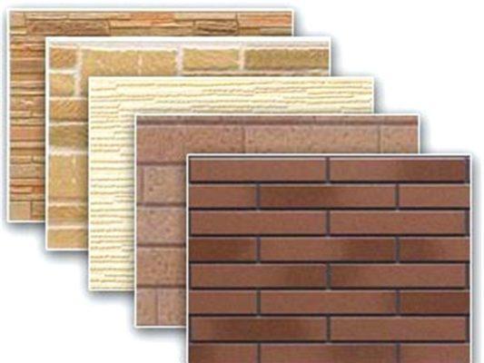 Фасадные панели: обзор