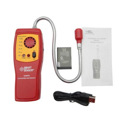 Область применения газоанализаторов и детекторов утечки газа