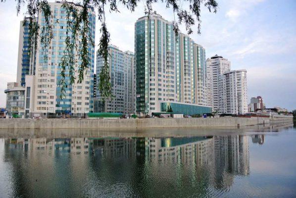 Современные квартиры в Краснодаре