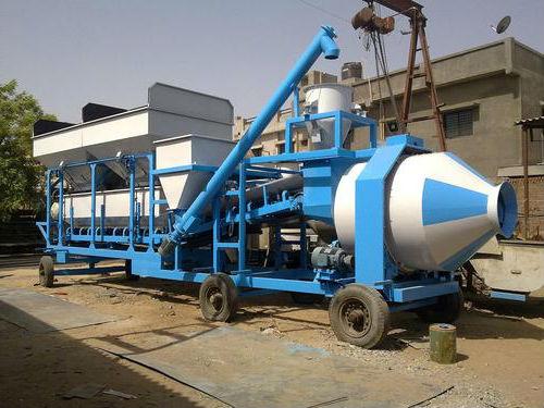Технология производства бетона