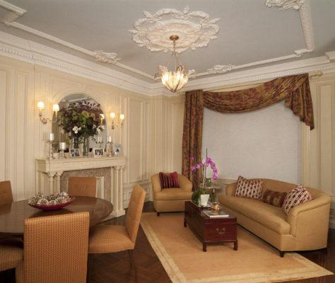 «Эрмитаж Декор» - лучшие потолочные розетки по доступной цене