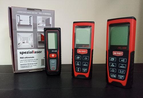 «Baumarket» - лазерные дальномеры нового поколения