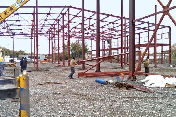 Современному строительству не обойтись без монтажа металлоконструкций