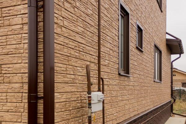 Какие фасадные материалы применяются в современном строительстве?