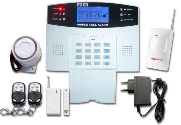 GSM сигнализация – надежная защита вашего дома и имущества