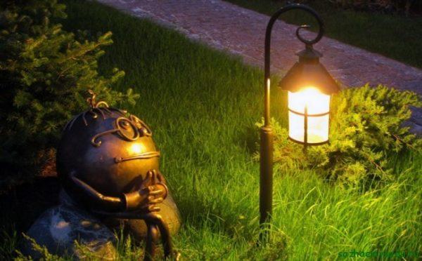 На что обратить внимание при выборе уличного светильника