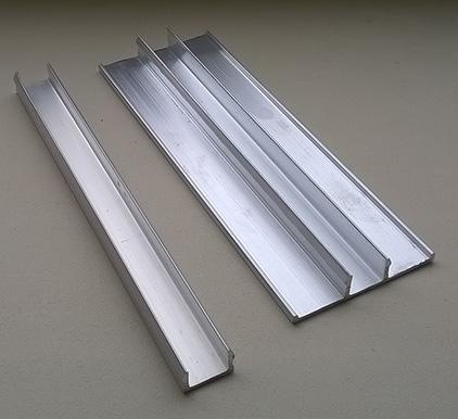 F-профиль алюминиевый: где применяется
