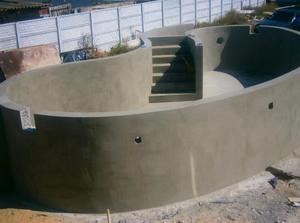 Бетон для бассейна
