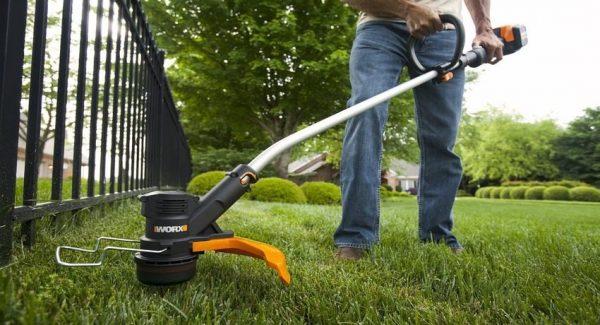 Основные преимущества и особенности садовых бензокос