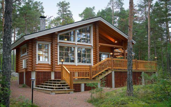Какими преимуществами обладают деревянные дома?