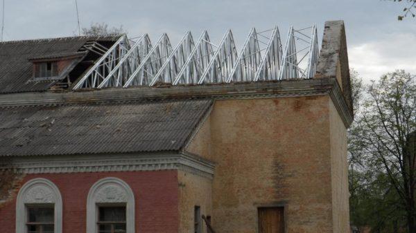 В Черкасской области до сих пор не восстановлена крыша одного из домов