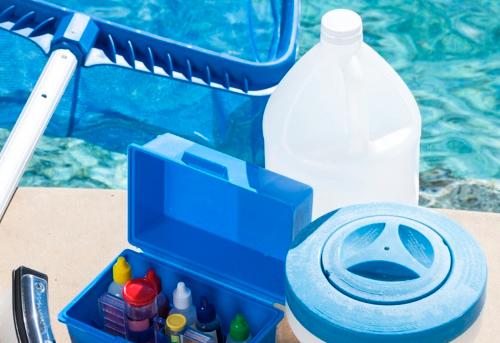 Особенности выбора химии для бассейнов
