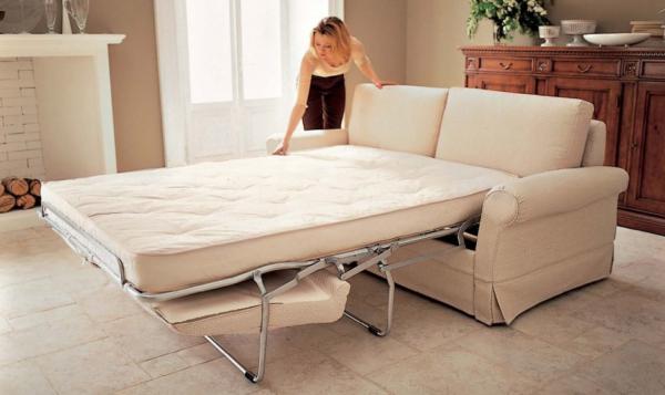 Что нужно знать о большом двуспальном диване?