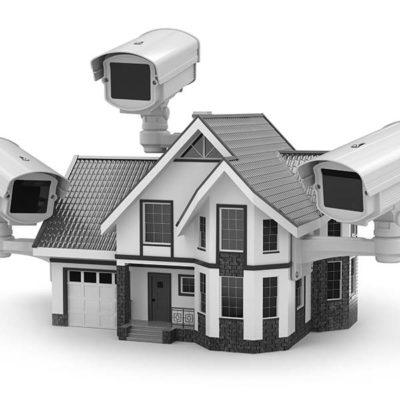 Как правильно установить систему видеонаблюдения дома