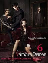 Про 6 сезон Дневники вампира