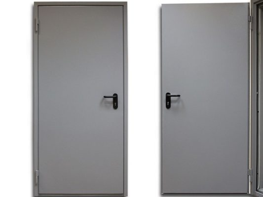 Особенности изготовления и использования противопожарных дверей
