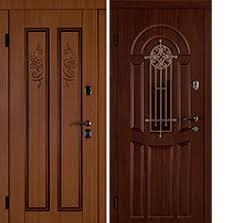 Стальные двери входные