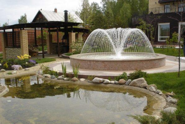 Что нужно знать и делать, чтобы построить свой фонтан