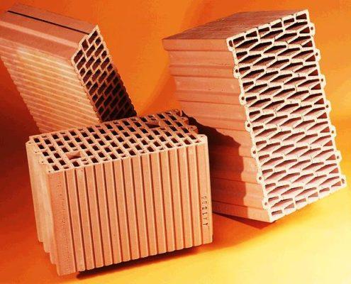 Характеристики и особенности строительного кирпича