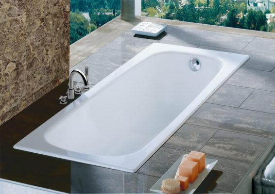 Купить стальную ванну